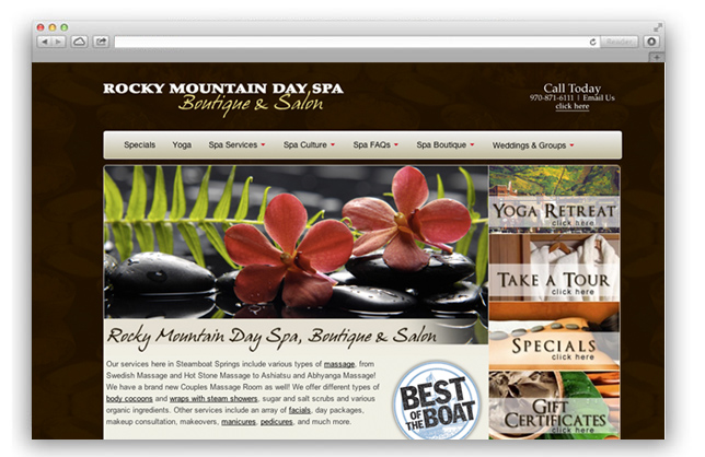Rocky Mountain Day Spa