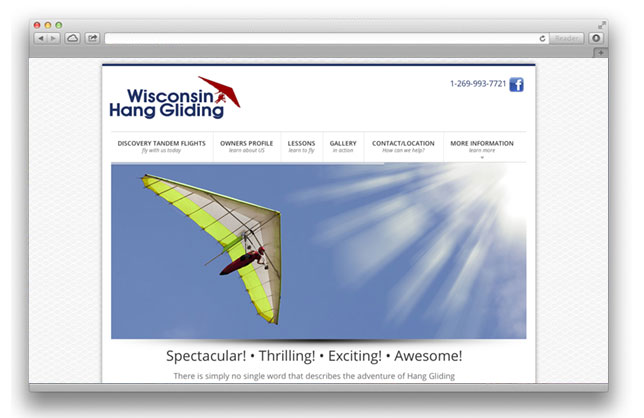 Wisconsin Hang Gliding